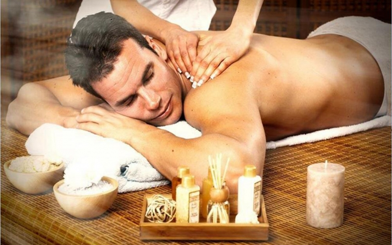 spa oil massage 苏州spa精油按摩 / 男士spa门店服务