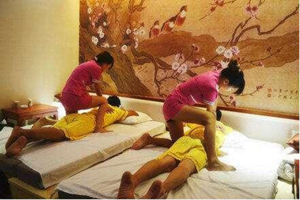 Chinese massage in Suzhou incall masasge shop
